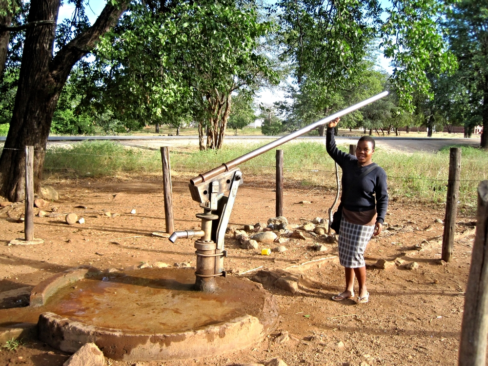 There are few scattered boreholes in the region that many communities are required to travel to each day. The project aims to increase the number boreholes in the area to reduce the distance between communities and a reliable water source.