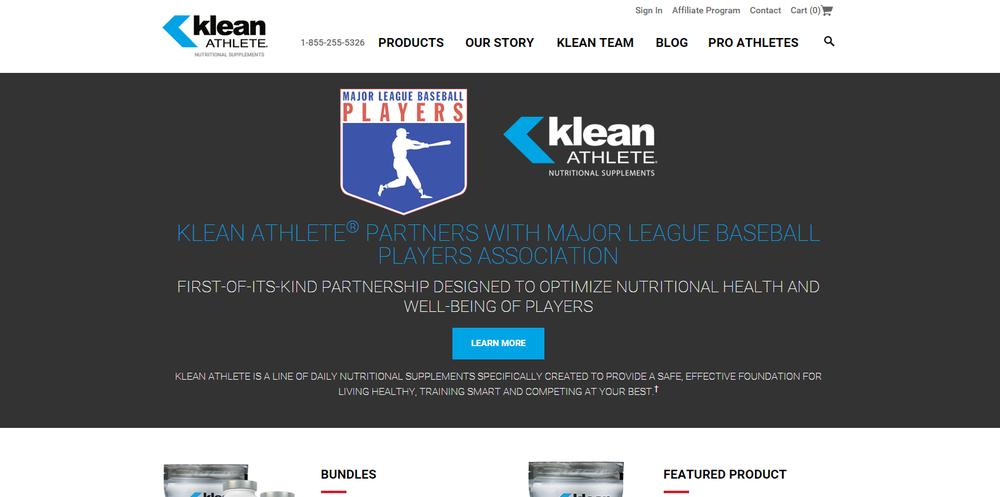 http://www.kleanathlete.com