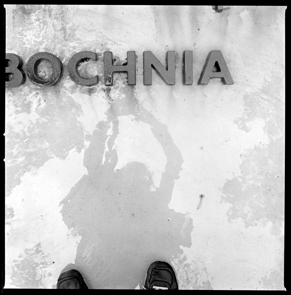 Self Portrait With Bochnia