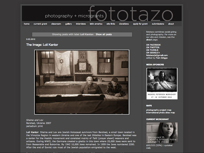 FOTOTAZO The Image May 3rd, 2012