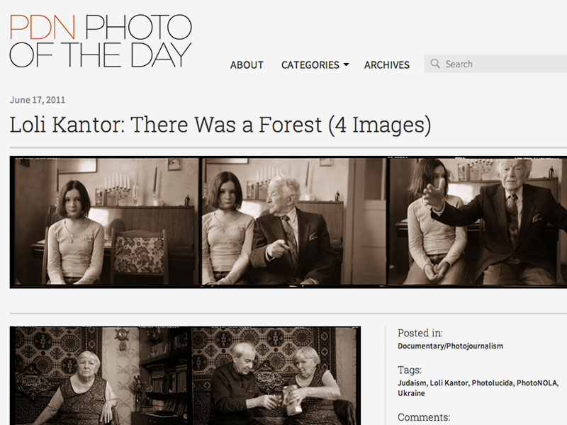 PDN photo of the day June 17, 2011