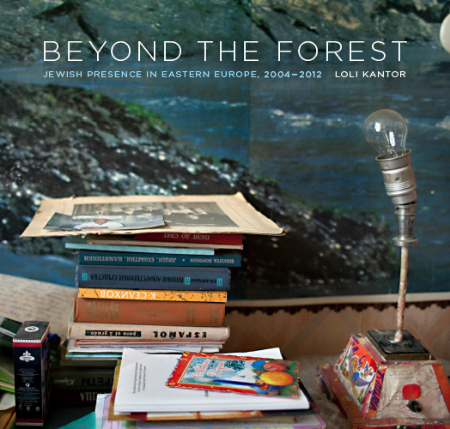 Cover of an upcoming publication  Beyond The Forest