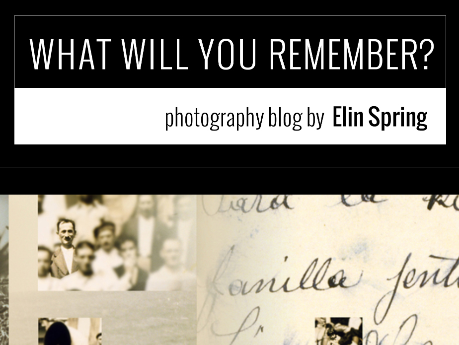What Will You Remember  IMMIGRANTS ALL! by Elon Sprig February 1, 2017