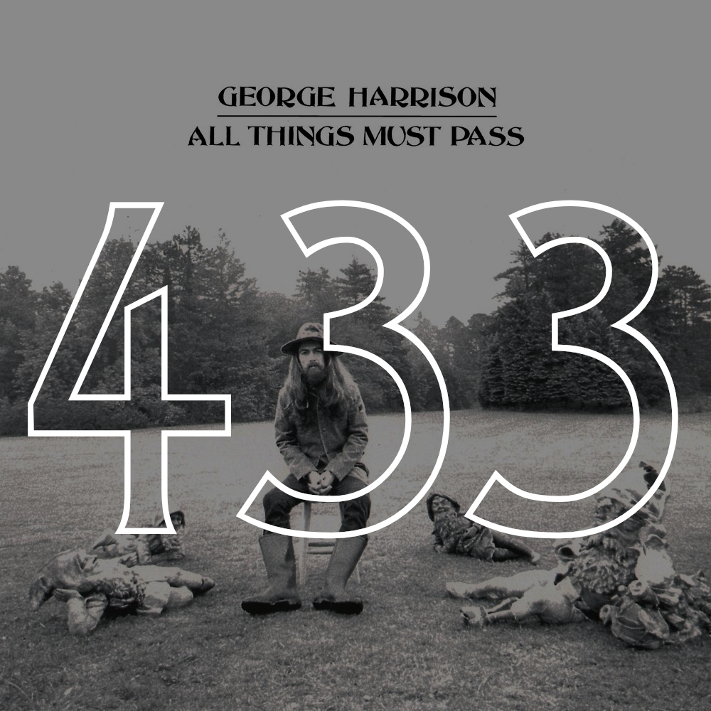 433 George Harrison All Things Must Pass 1970