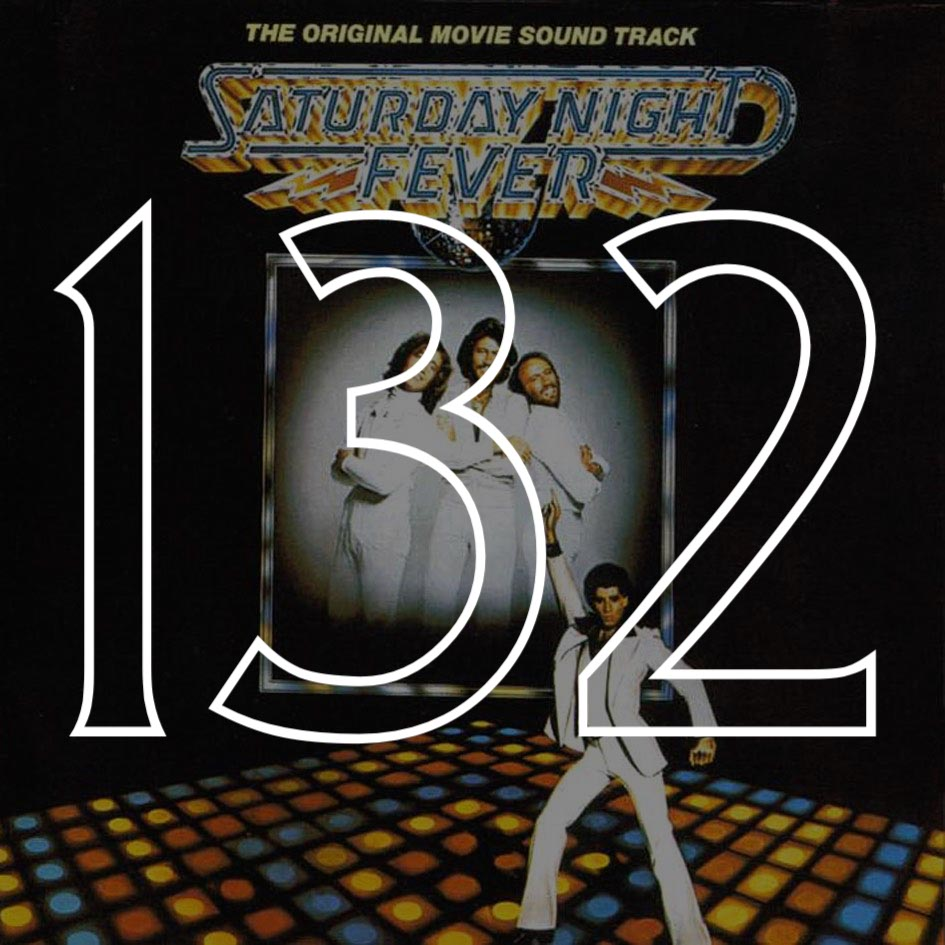 132 Saturday Night Fever OST.jpeg