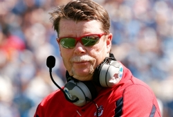 Ex head coach Pat Hill, no relation to the guy that ownsAmerican Choppers.