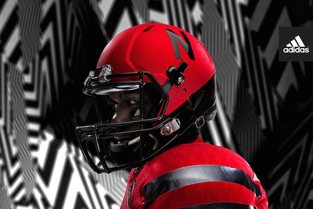 I love the matte red finish on the helmets.