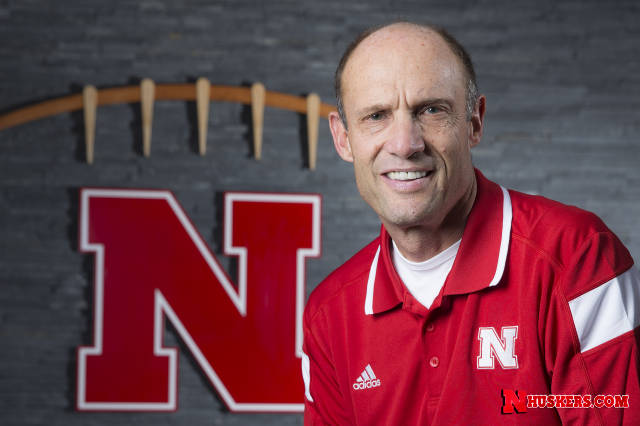 Mike Riley (Not John Malkovich) is the head coach at the University of Nebraska.