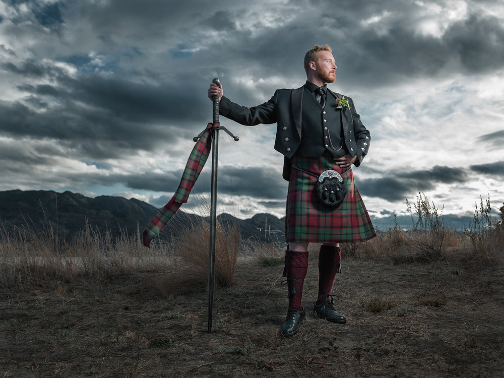 Formal Kilt Wear by McPhail Kilt Makers