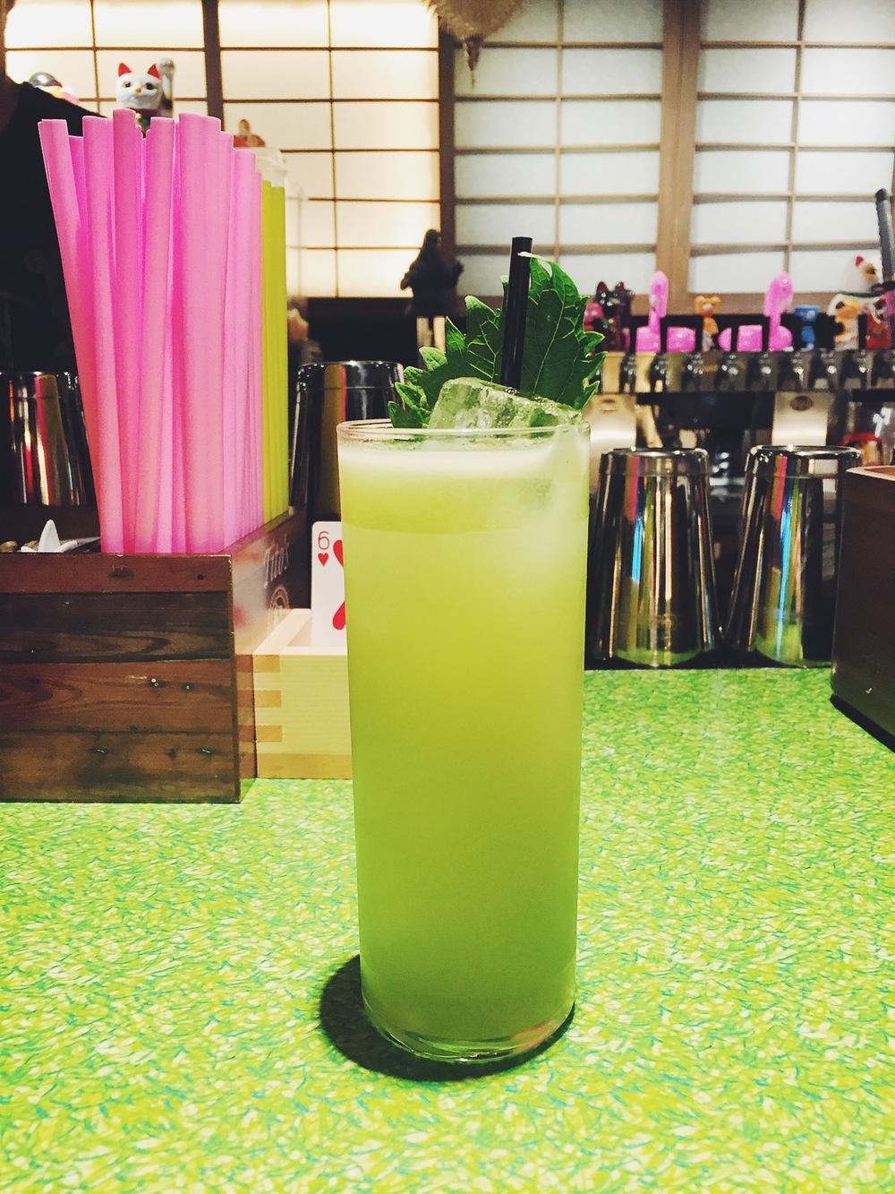 Hojoko-cocktail