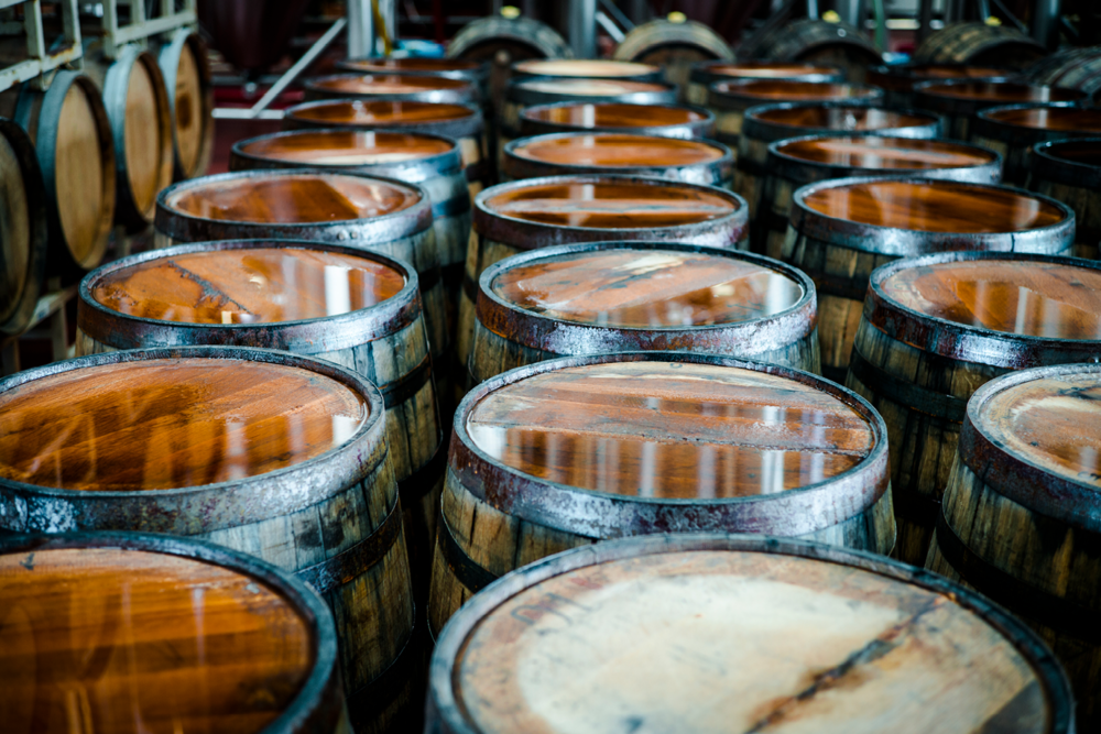 Brewers Barrels