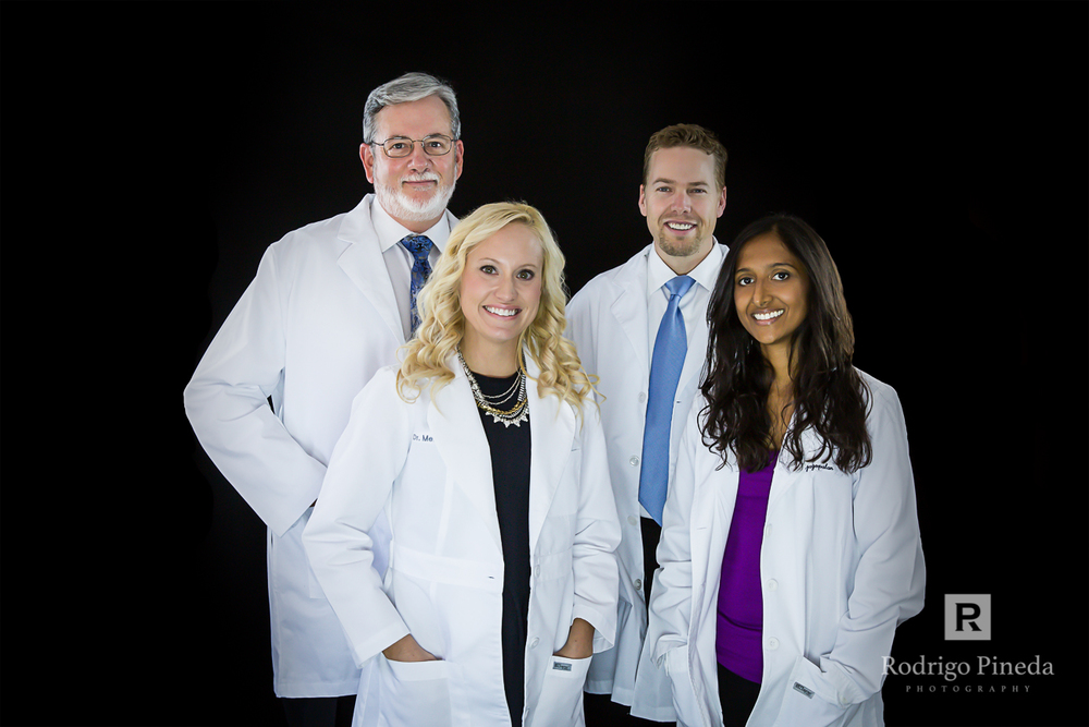 The doctors of Washington Smiles Dentistry.