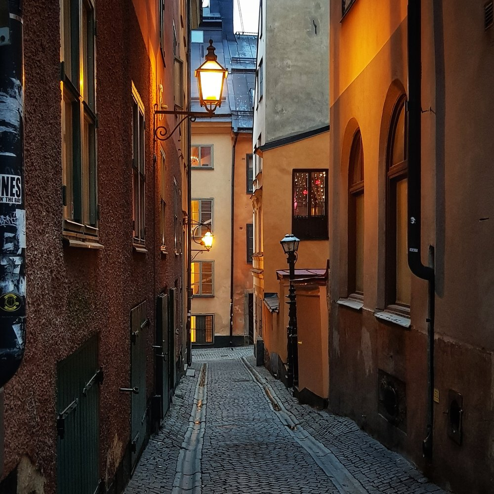 Day 2: January 2 - Alleyway