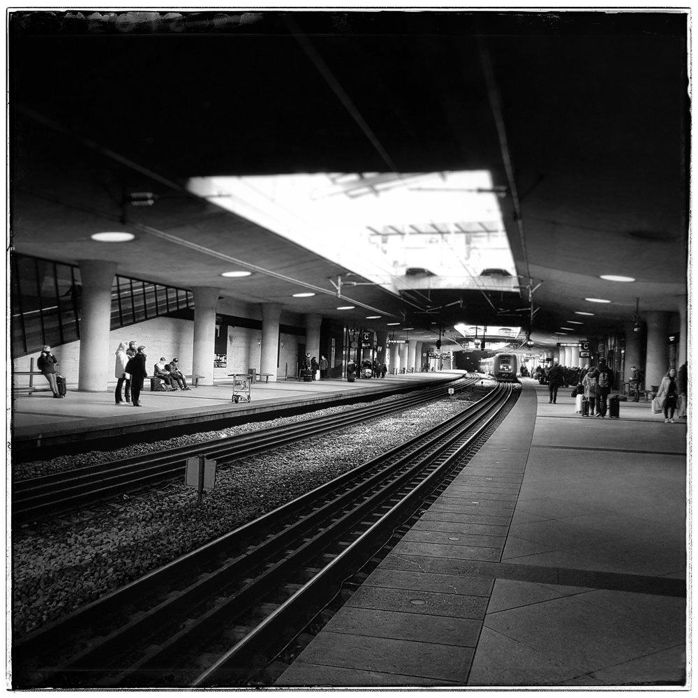 Day 21: January 21 - Platform