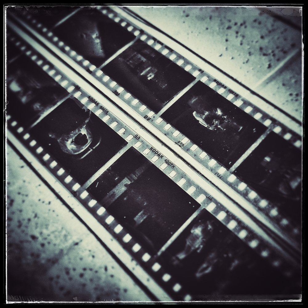 Day 40 - February 9: Film Strips