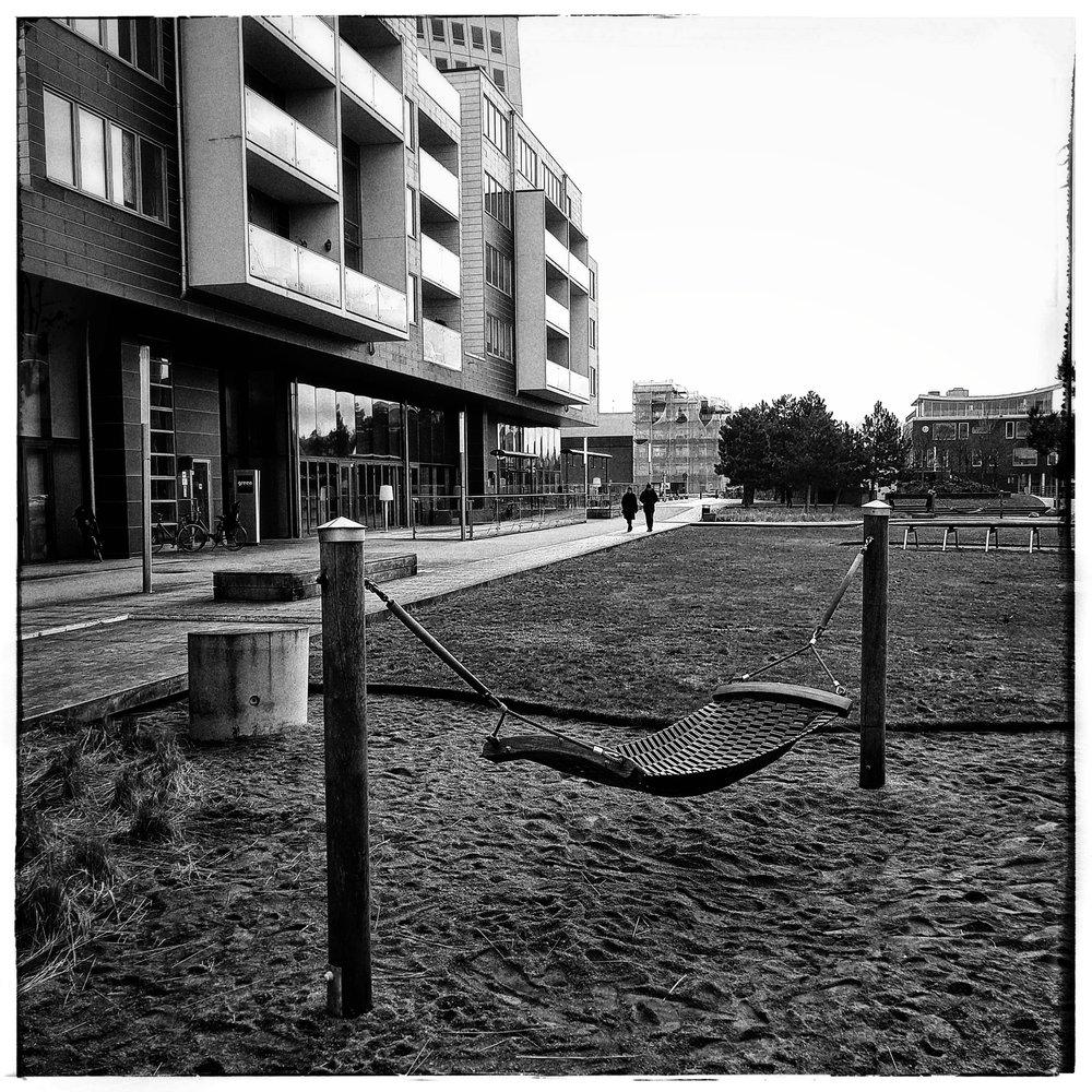 Day 49 - February 18: Hammock waiting for Summer