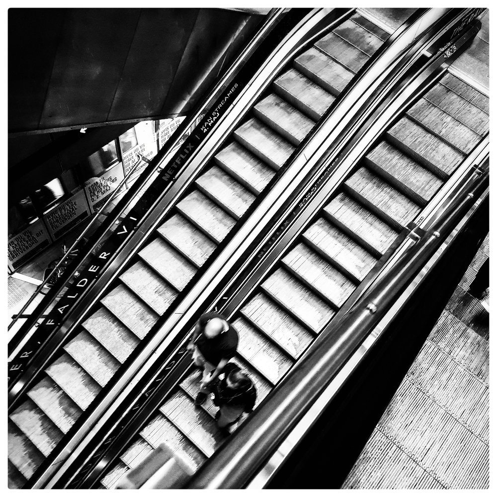 Day 119 - April 29: Two Commuters