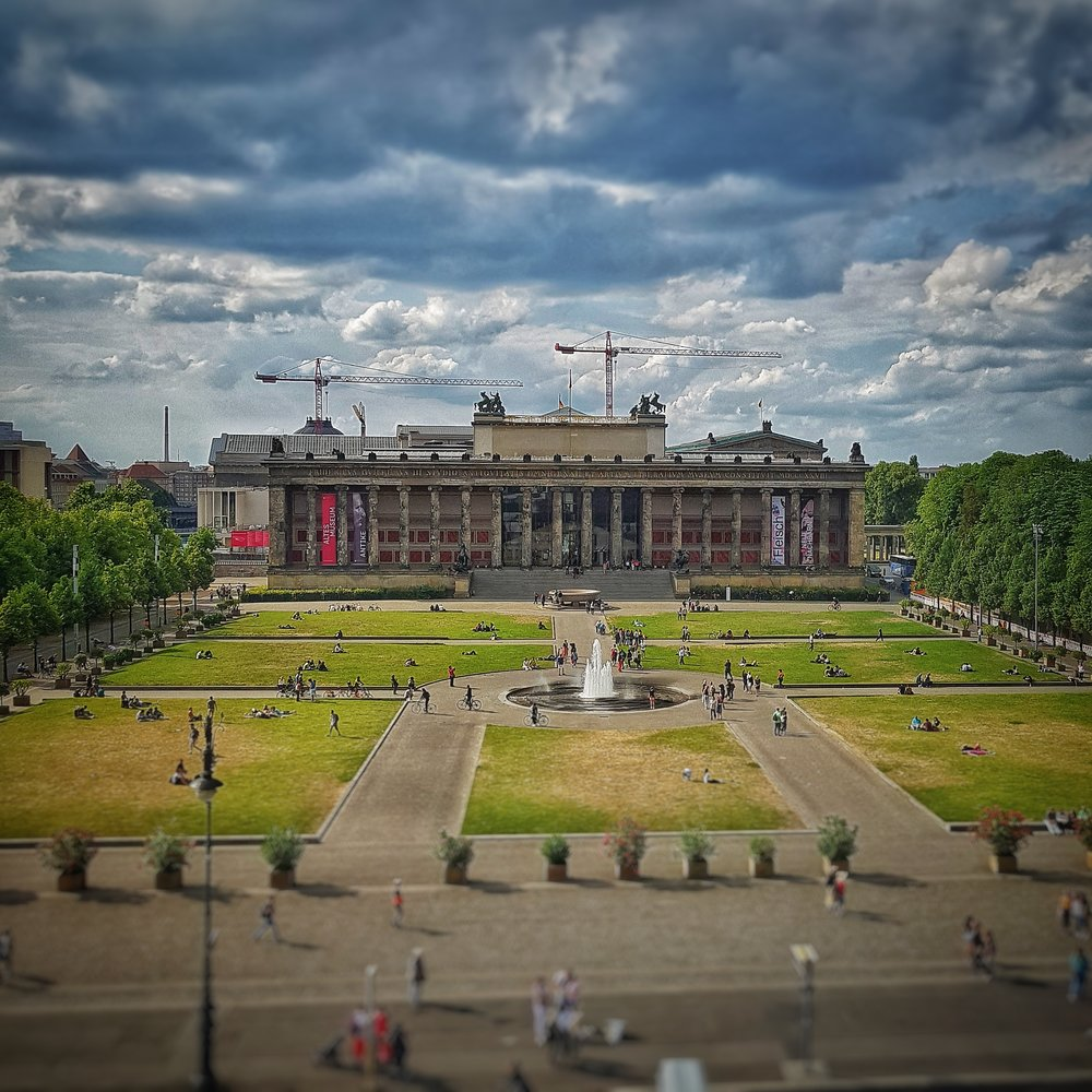 Day 166 - June 15: Museum Island