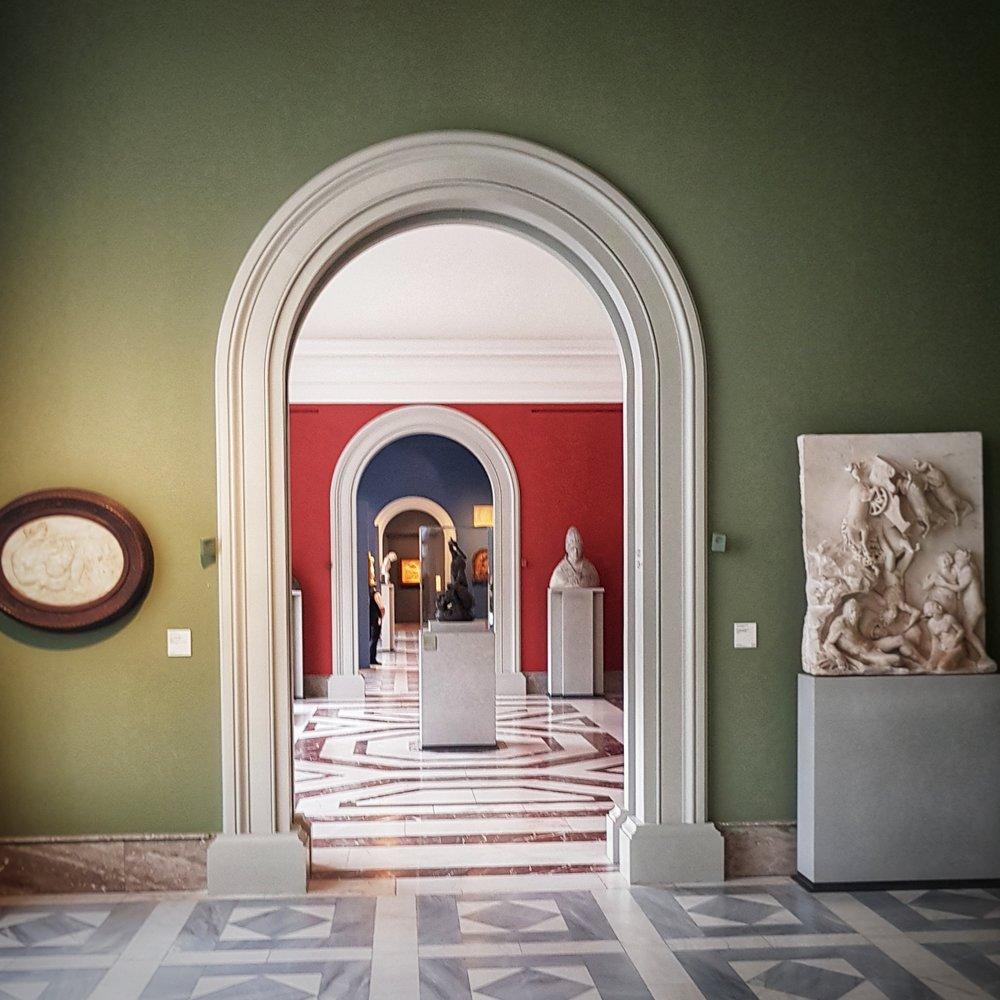 Day 207 - July 26: Berlin Museum Flashback