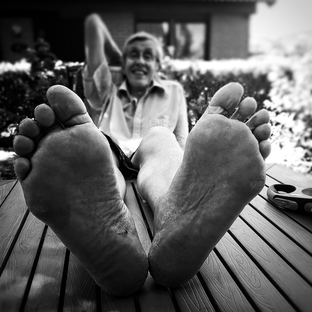 Day 215 - August 3: In a father's footsteps