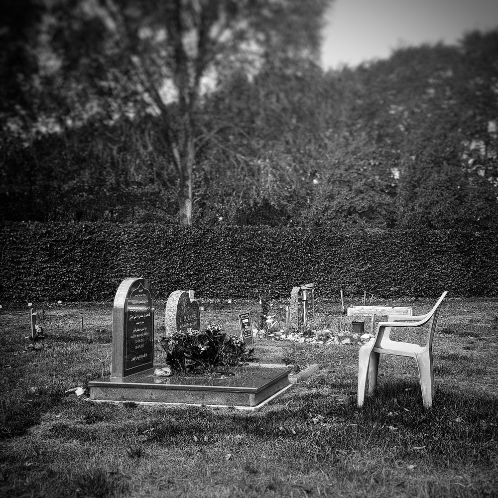 Day 230 - August 18: At the cemetery