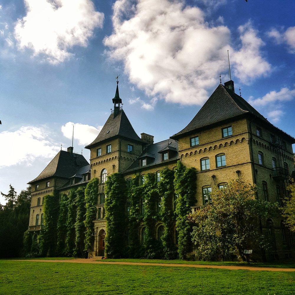 Day 246 - September 3: The Alnarp Mansion