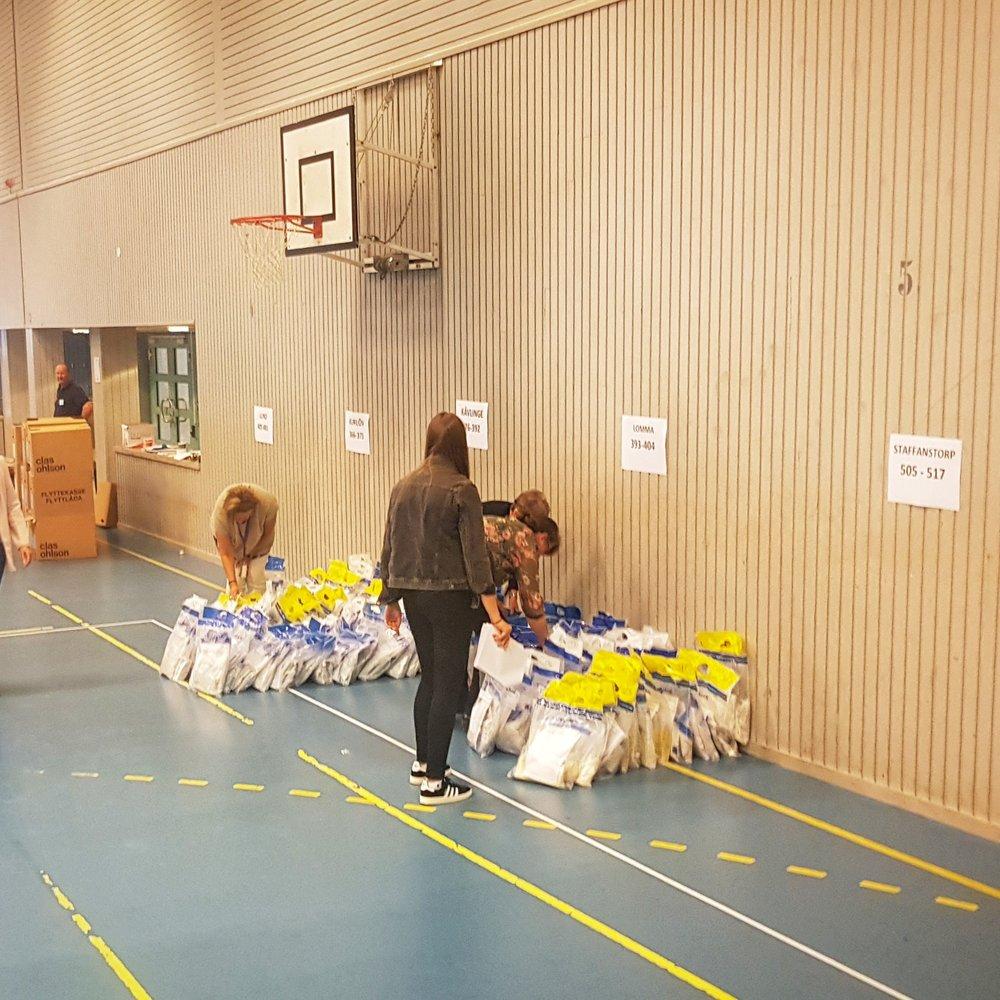 Day 253 - September 10: Votes are delivered