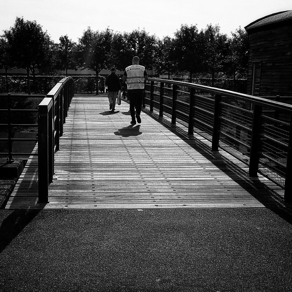 Day 263 - September 20: Crossing the bridge