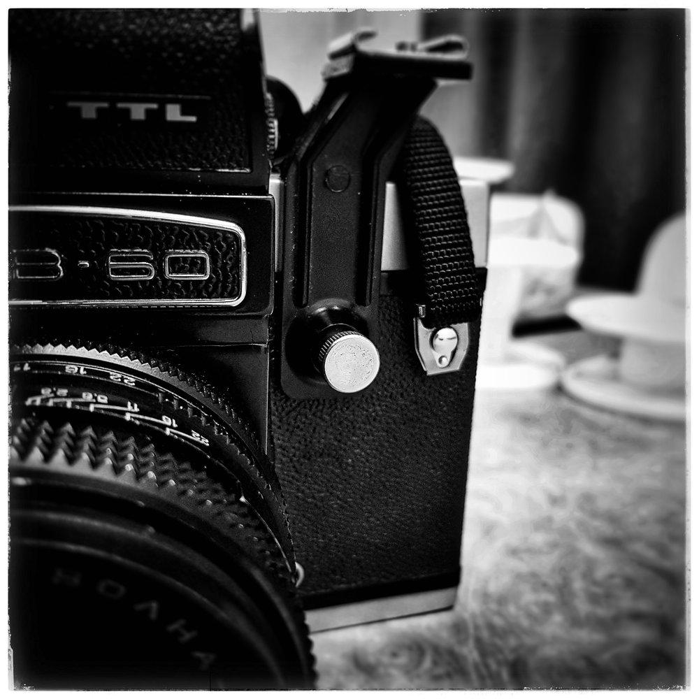 Day 298 - October 25: New camera, new beginnings