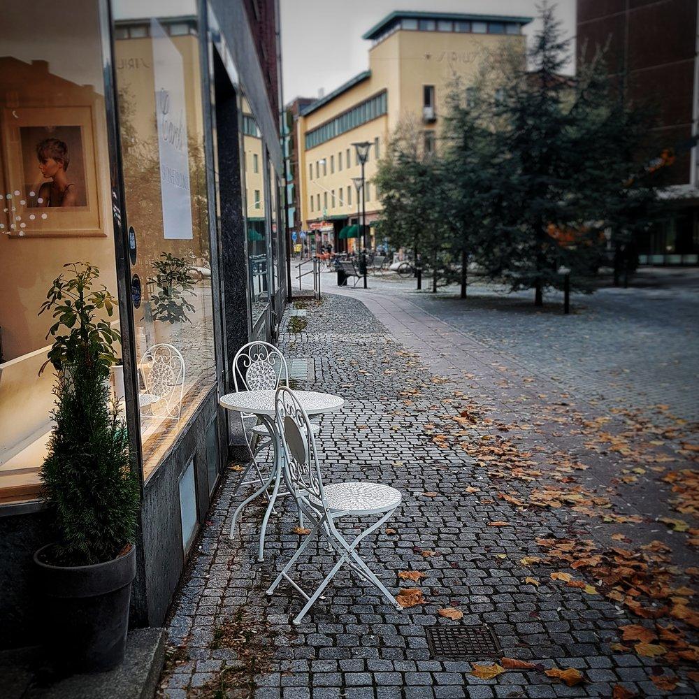 Day 315 - November 13: Outdoor season is over