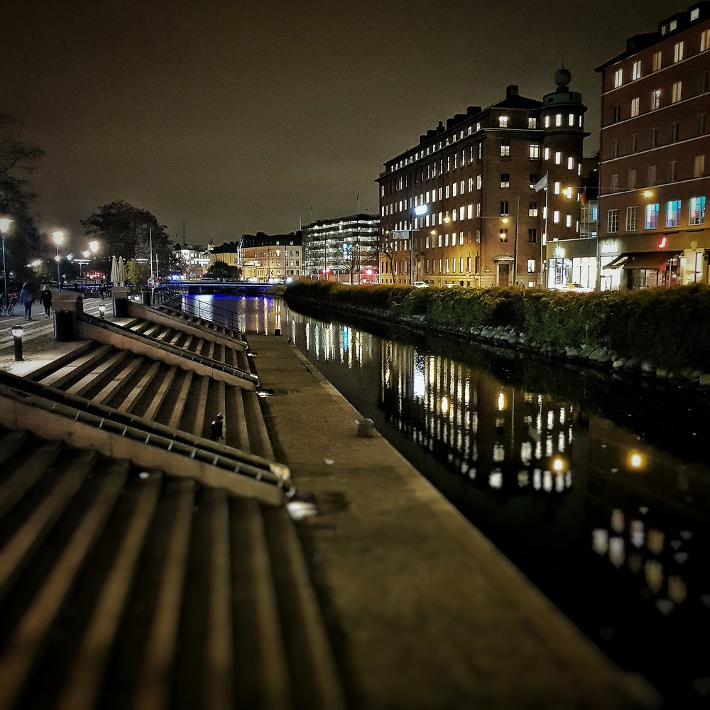 Day 319 - November 15: At the Canal