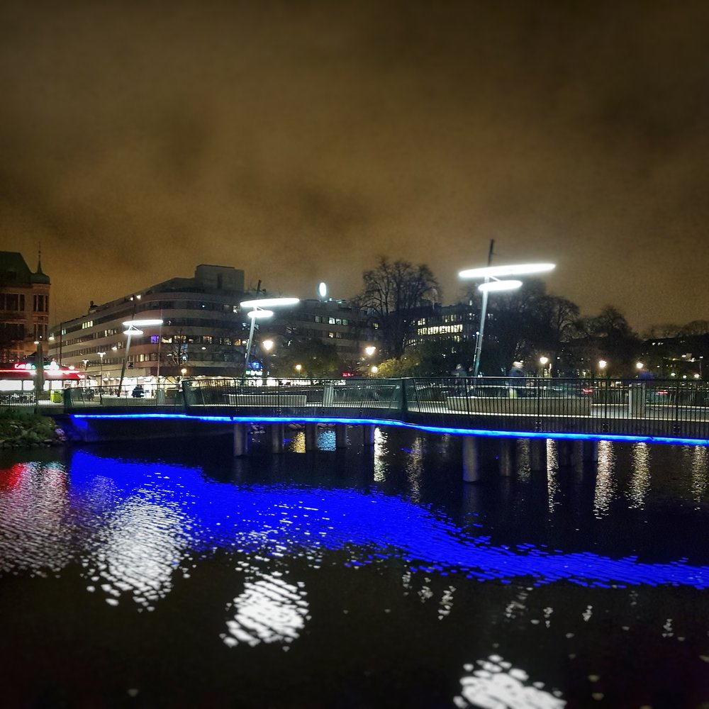 Day 323 - November 19: Blue Bridge