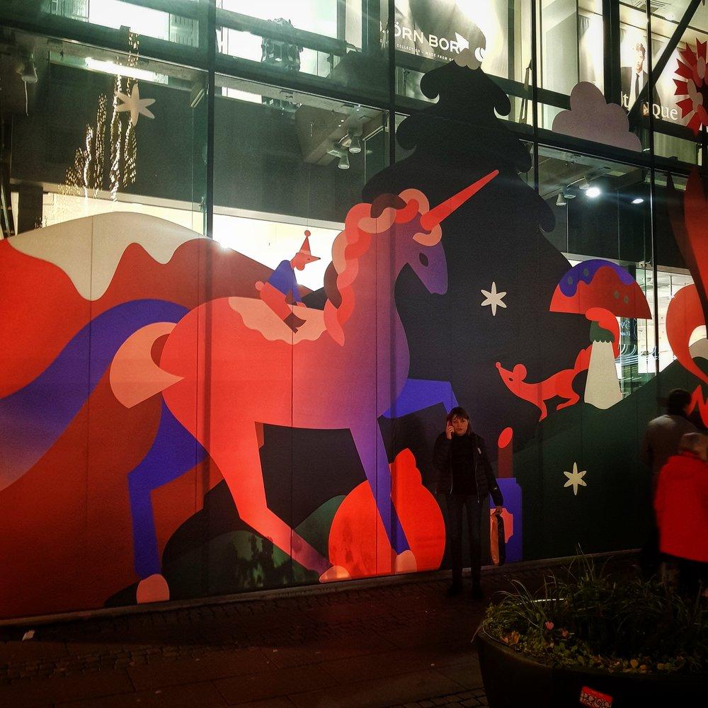 Day 342 - December 8: Unicorn