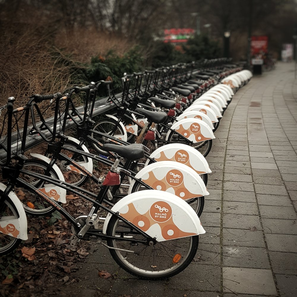 Day 359 - December 25: No bike riders today