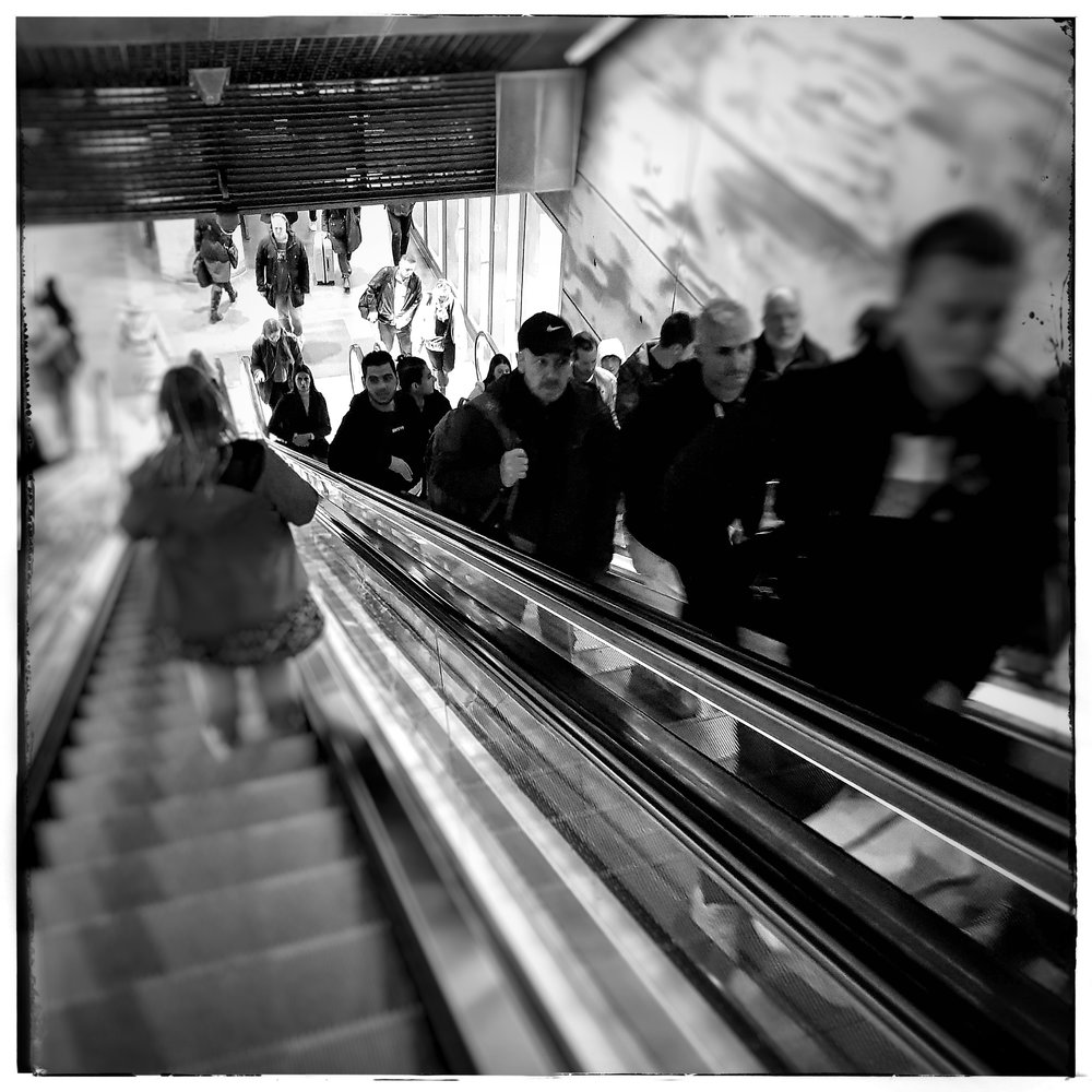 Day 292 - October 19: Commuters