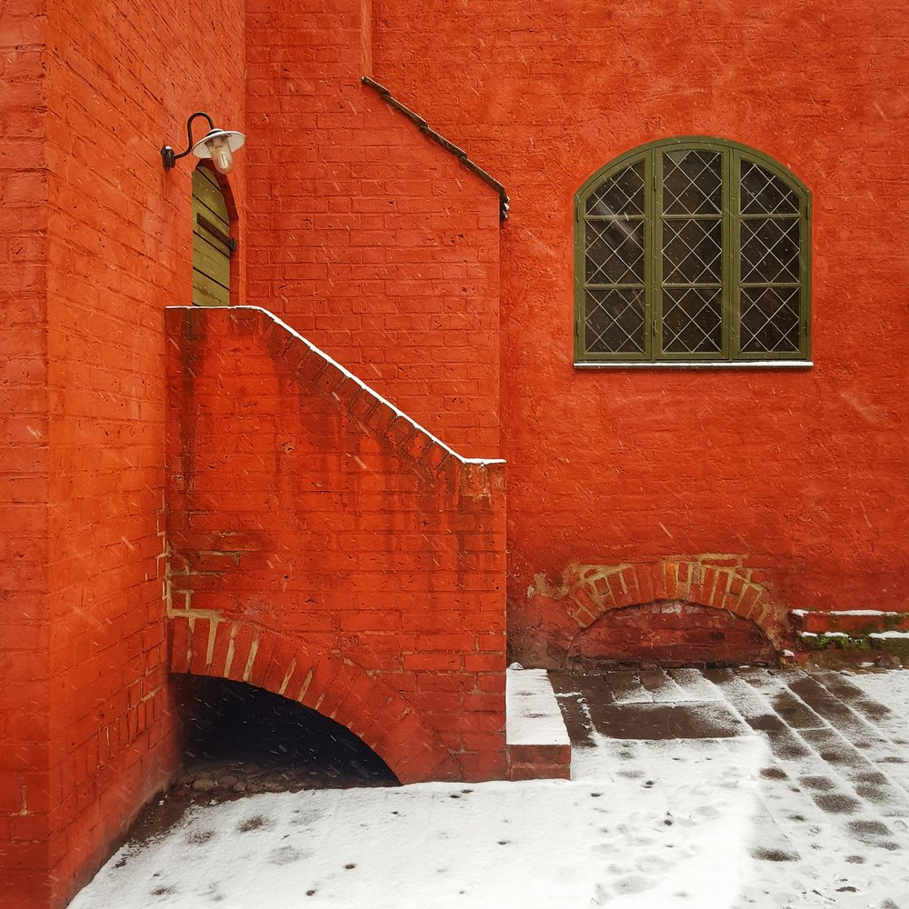 Day 31 - January 31: Red House