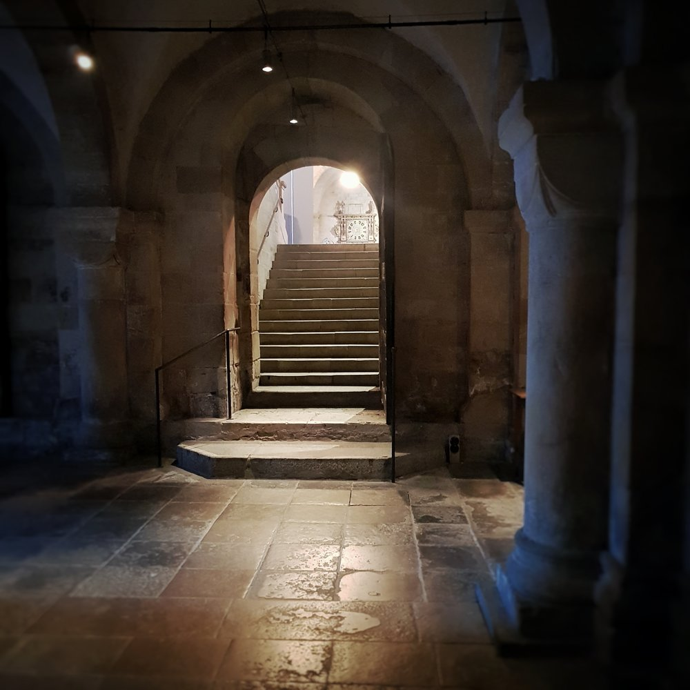 Day 32 - February 1: In the Crypt