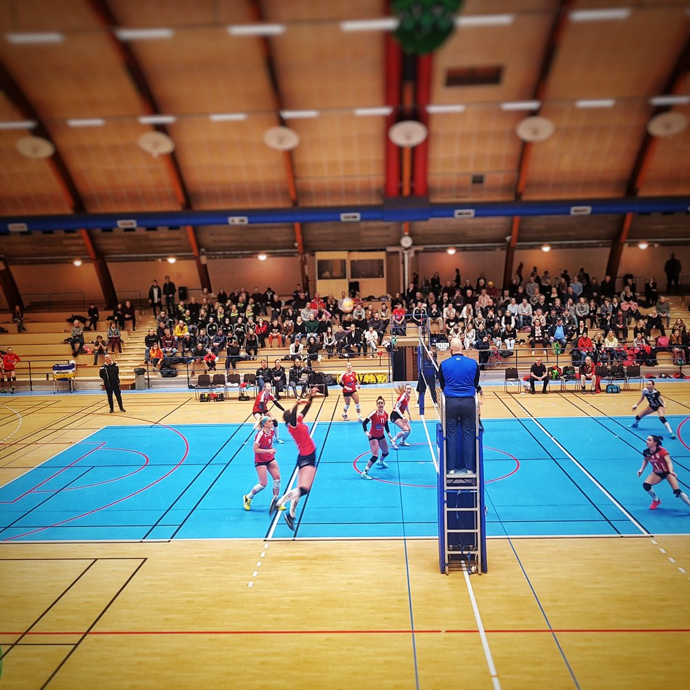 Day 34 - February 3: Lund Volleyball Club vs Degerfors