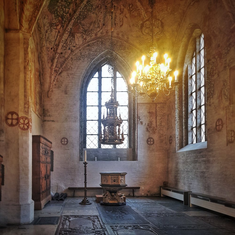 Day 47 - February 16: At the Merchants' Chapel