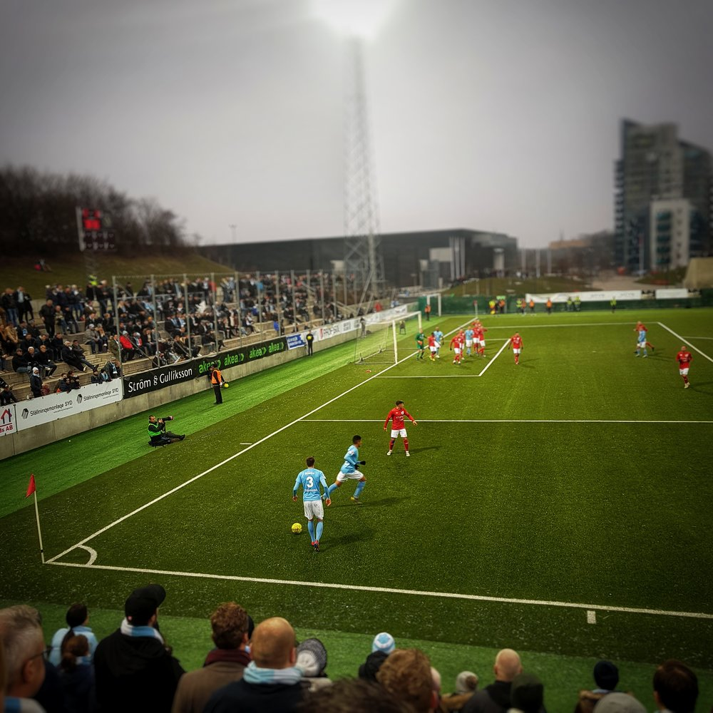 Day 48 - February 17: Swedish Cup Game