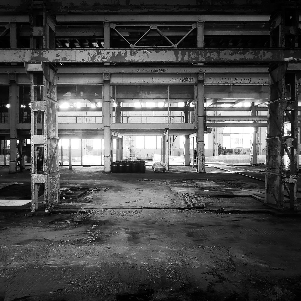 Day 57 - February 26: Industrial Memories