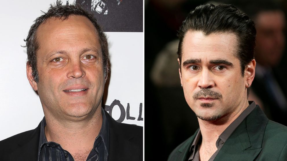 "Vince Vaughn and Colin Farrell are the new ""True Detectives"""