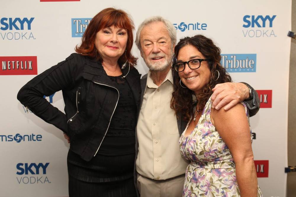 Mary Walsh and Gordon Pinsent