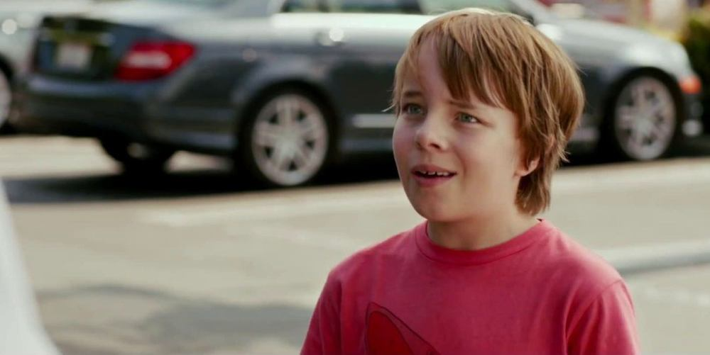 Ed Oxenbould in,  Alexander and the Terrible, Horrible, No Good, Very Bad Day
