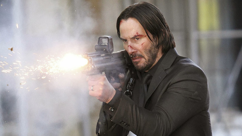 Keanu Reeves as, John Wick