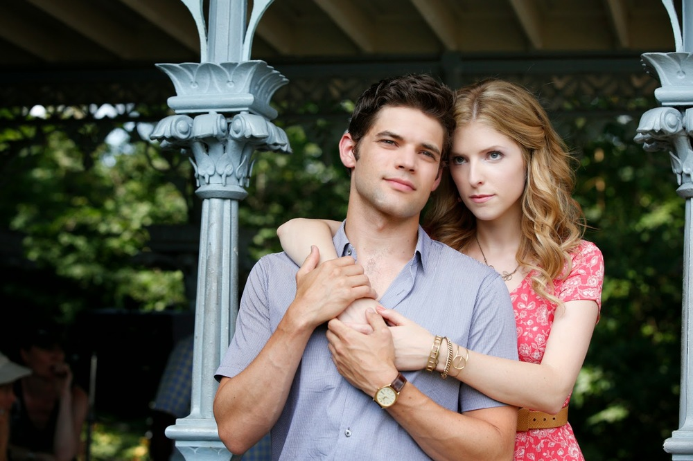 Jeremy Jordan and Anna Kendrick in, The Last Five Years