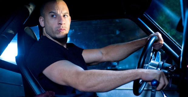 Vin Diesel in, Furious 7