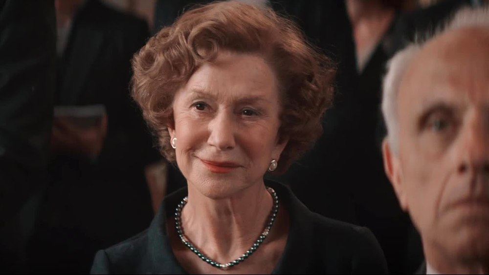 Helen Mirren as Maria Altmann in, The Woman In Gold