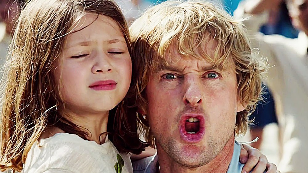Owen Wilson in, No Escape