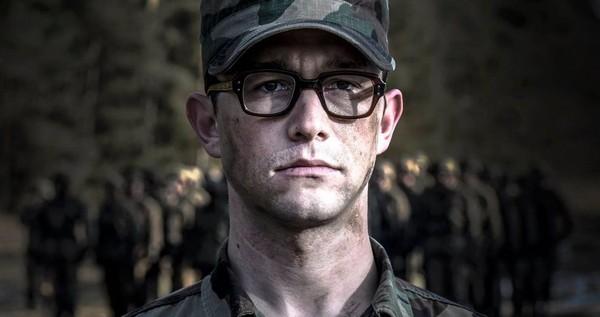 Jospeh Gordon-Levitt in, Snowden